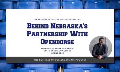 Blake Lawrence Opendorse Nebraska