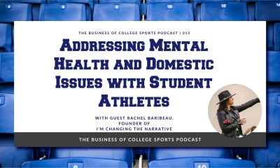 Rachel Baribeau student athlete mental health
