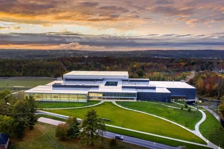 The Harold Alfond Athletics and Recreation Center