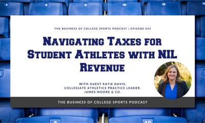 Dave Capitano on Business of College Sports Podcast