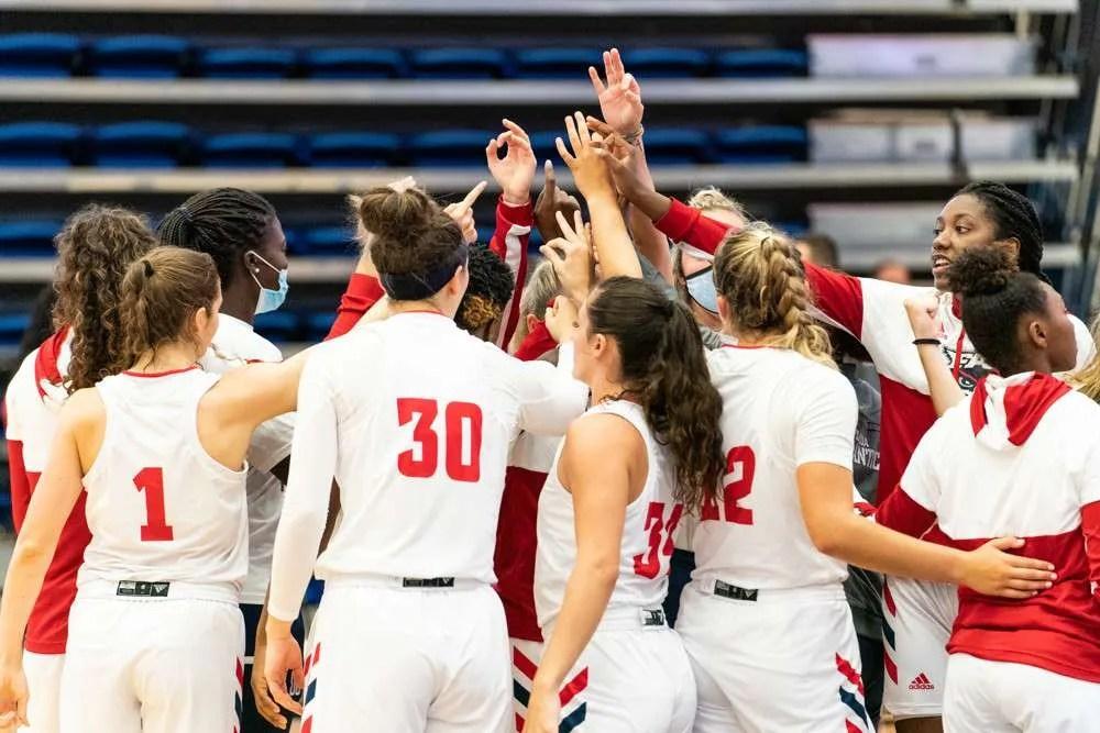 FAU women's basketball team