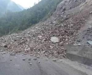 पहिरोको उच्च जोखिममा पश्चिम नेपाल