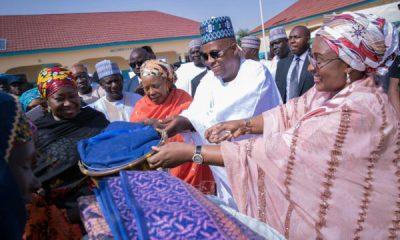 Aisha Buhari Makes U-Turn, Backs Husband's Govt.