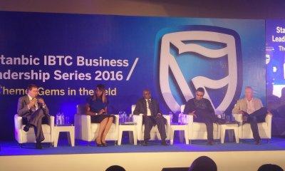 Stanbic IBTC Business Leadership Series Kicks Off