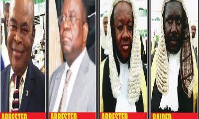 I'm Not Behind Judges' Arrest—Buhari
