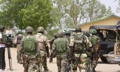 The Nigerian Army, A Journey of Great Strides in Eyes of Observers