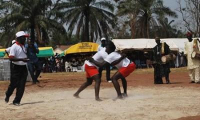 Minister Hails Revival Of Centuries-Old Festival