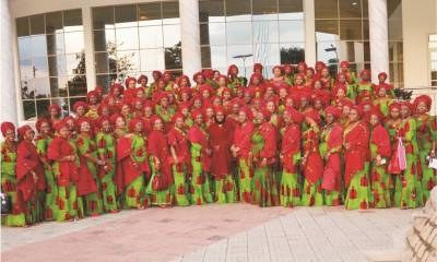 Army Officers Wives Empower 100 Women In Lagos