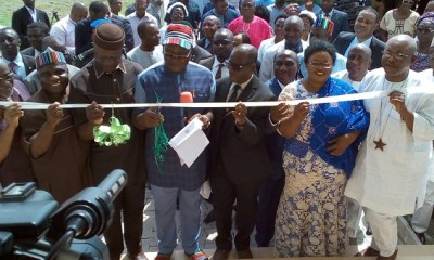 Ortom Commissions Research Centre On HIV/AIDS
