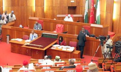 BREAKING: Senate Rejects Buhari's $29.9b Loan Request