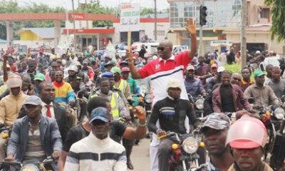 Fayose May Dump PDP In 2018