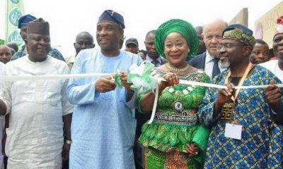 2016 Lagos International Trade Fair Begins
