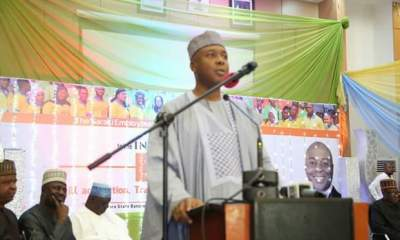 40,000 Youths For Saraki's Skill Acquisition Scheme