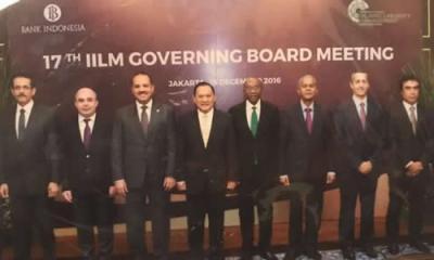 Emefiele Elected IILM Governing Board Chairman