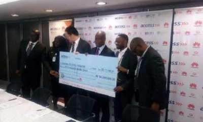 Huawei, Access Bank Pump N50m Into Health Scheme