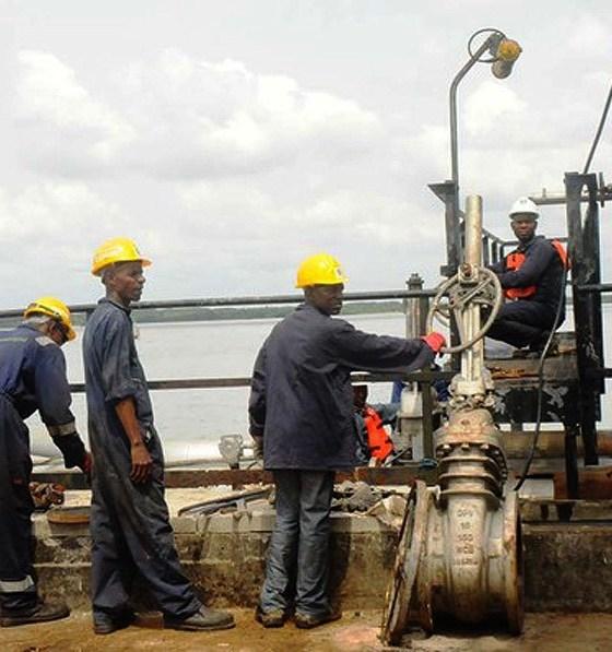 crude oil export