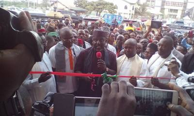 Okorocha Gives Land Free To Investors