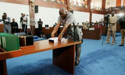 2017: Rivers Assembly Passes N470b Budget