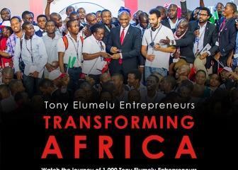 Tony Elumelu Foundation Shortlists 1,000 for $10,000 Investment Seed