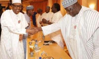 Buhari Bows to Pressure, Sacks Babachir Lawal, Ayo Oke