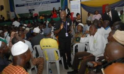 Lagos Trains Business Owners, Artisans in Technology Literacy