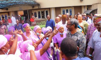 Gbajabiamila Doesn't Deserve Another Term at House of Reps—Banjo