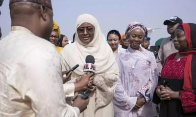 Mrs Buhari Wants Women Financially Independent