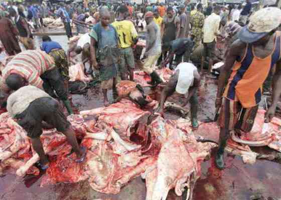 400 Lagos Butchers Trained in Abattoir Management