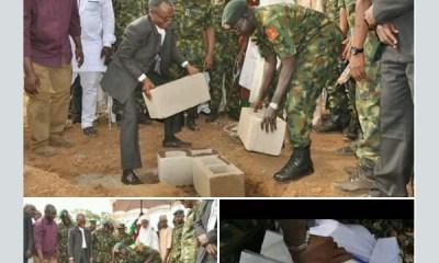El-Rufai Furious over Destruction of Military Structure in Kaduna