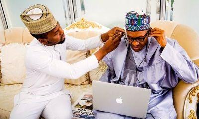 Buhari Calls OBJ from London