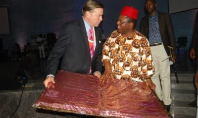 Ebonyi Seeks US Support in Agriculture