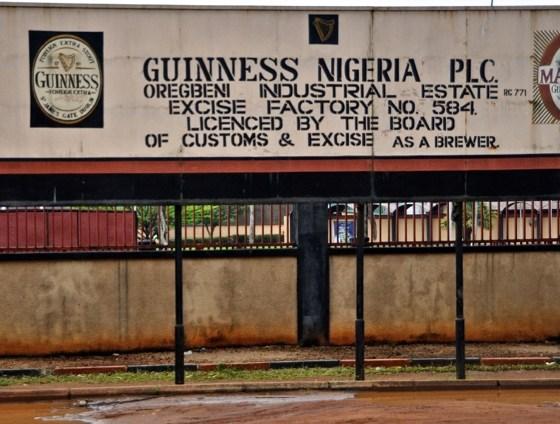 Gallagher Quits Guinness Nigeria Board