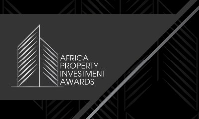Entries Open for 2017 Africa Property Investment Awards