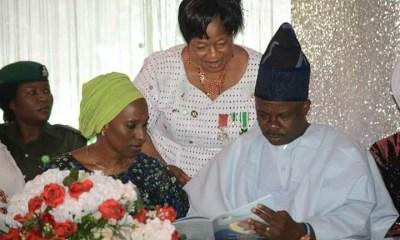 Lawson Installed First Female NACCIMA President