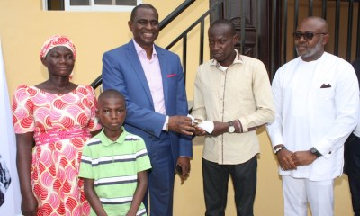 Airtel Donates Ultra-Modern Apartment to Fire Victims