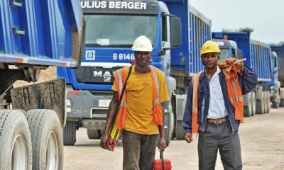 Julius Berger Announces Closed Period on Stock Exchange