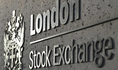 German, French Equities Rise as UK Shares Flops