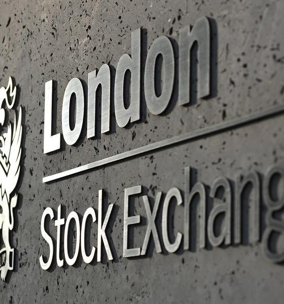 UK, German Stocks Advance as French Equities Decline