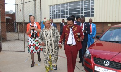 I Don't Give to Show Off—Prophet Iginla