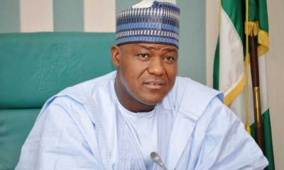 Reps at 2: Read Full Speech of Yakubu Dogara