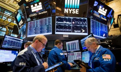 US Stocks Open Higher Despite Talks on Delisting Chinese Firms