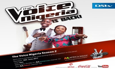 More Thrills, Steals as Battles Continue on The Voice Nigeria