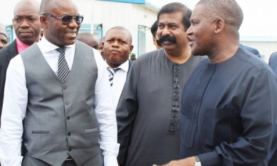 FG Begs Dangote to Complete Refinery Before 2019