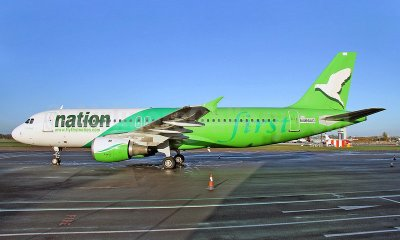 NCAA Stops First Nation Airways Flight Operations