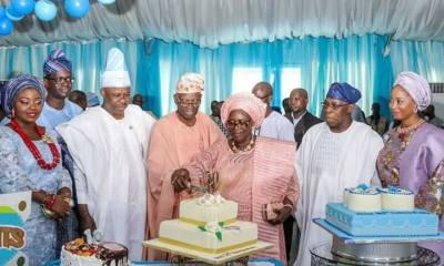 2019: Ogun West Should Produce Next Governor—Obasanjo, Amosun