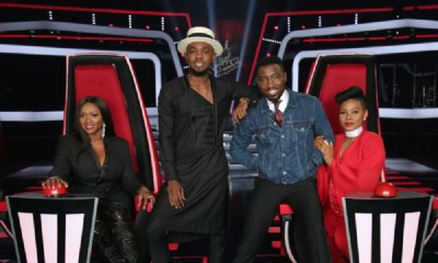 The Voice Nigeria: 9 Contestants Battle for Survival as Airtel Hosts Exclusive