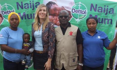 Dettol Nigeria Seeks Proper Hygiene During Breastfeeding