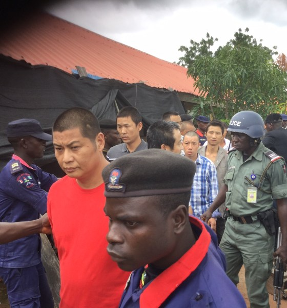 FG Declares Illegal Mining Kingpin Wanted, Arrests 16 Chinese