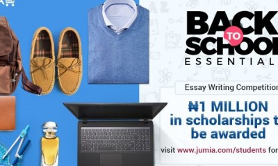 Jumia Begins Essay Competition With N1m Prize