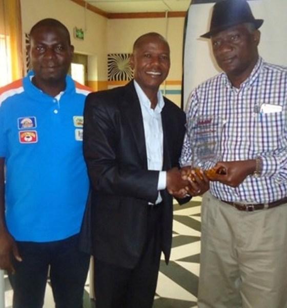 Promasidor Wins 'Best Kept Industrial Premises' Award